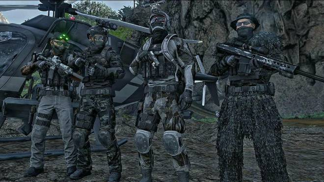 Ghost Recon: General - Me on my first op with Spartan elite  image 2