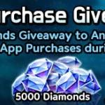 [Black Friday Event] IAP Purchase Giveaway!