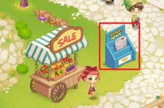 My Secret Bistro:  - Beginner's Guide - 9. Market Stand & Social Activities image 3