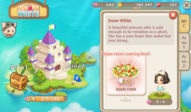 My Secret Bistro:  - Beginner's Guide - 3. Fairy Tale Episodes & Special Guests image 4