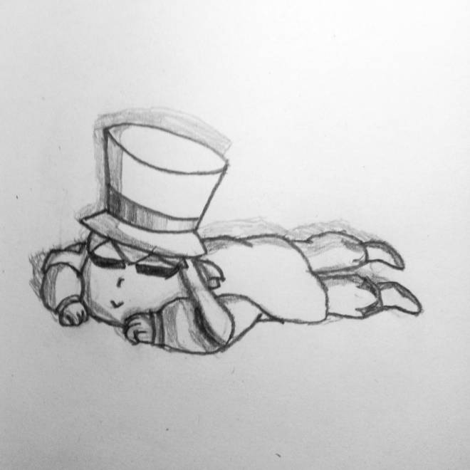 Entertainment: Art - Even more Hat Kid image 2