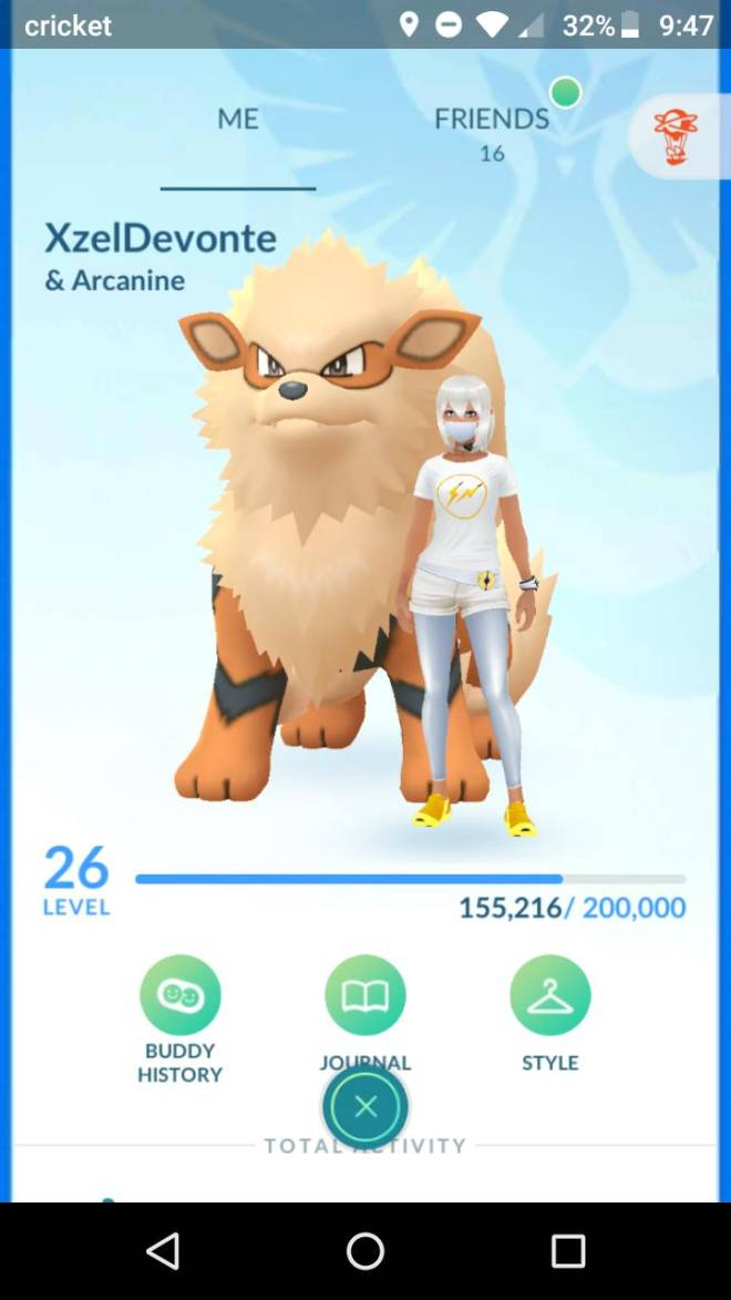 Pokemon: General - If you play pokemon go pls add me I'll do my best to send daily gifts image 2