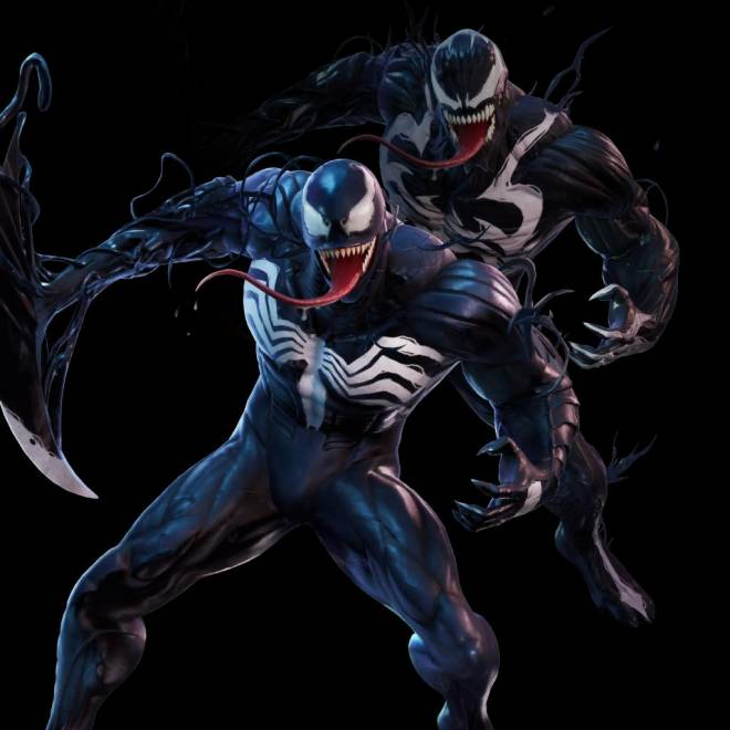 Fortnite: General - If you wear the venom skin in  galactus live event it will give you powers to defeat galactus image 1