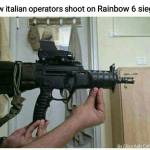 When italian people play r6