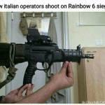 When italian people play r6