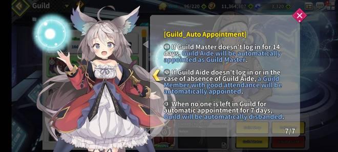 goddesskissove: Bulletin Board - Guild master. image 2