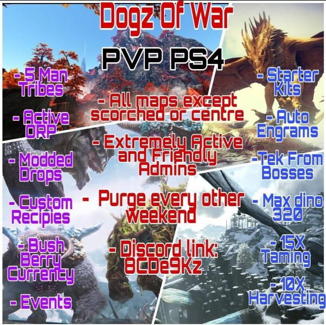 ARK: Survival Evolved: General - Dogz Of War image 2
