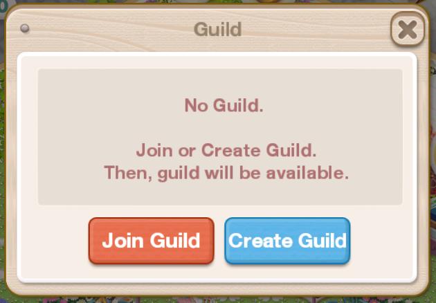 My Secret Bistro: ● FAQ - New System [Guild] Guide image 4
