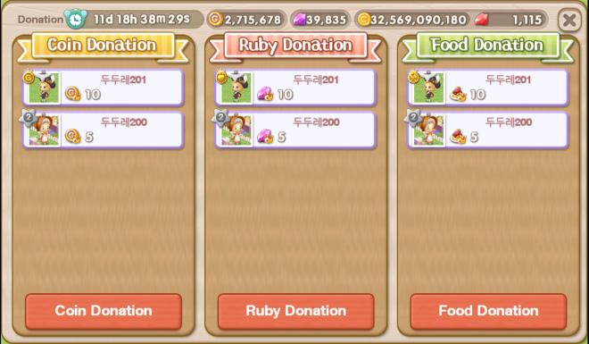 My Secret Bistro: ● FAQ - New System [Guild] Guide image 18