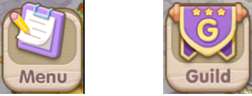 My Secret Bistro: ● FAQ - New System [Guild] Guide image 2
