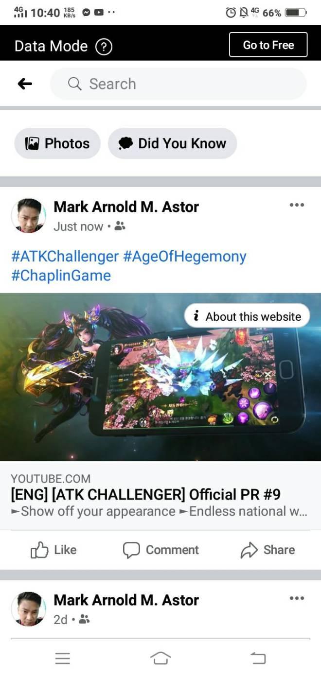 ATK CHALLENGER: Video Promotion - Server 251 Service G44 IGN:Asta image 3