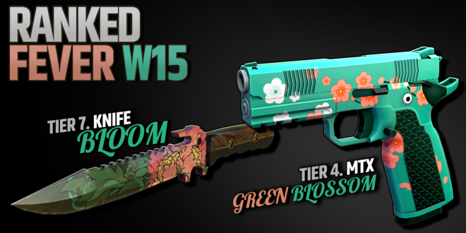 TW Critical Ops: Reloaded: Event - [活動] 狂熱排名戰! Week 15 image 3