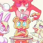 No Bullying Foxy!