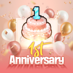 ⭐One Year Celebration! 🎊⭐Special Event Dungeon!