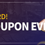 One Year Reward! Special Coupon Event!