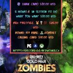 Looking for Group #Xbox #Zombies