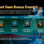 Giant Gem Bonus Event