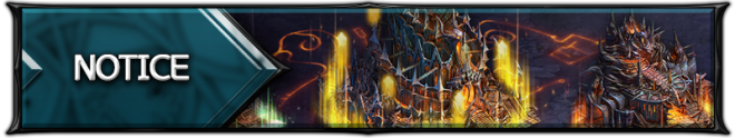 Devil War: Notice - [Notice] 16 Dec - GRAND OPEN image 1