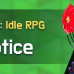 Notice 12/14 (UTC-8)