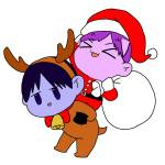 んーとクリスマスが近づいてきたね。