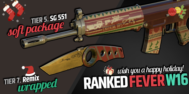 TW Critical Ops: Reloaded: Event - [活動] 狂熱排名戰! Week 16 image 3