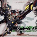 MH Rise Switch Axe play video