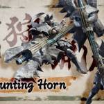 MH Rise Hunting Horn play video