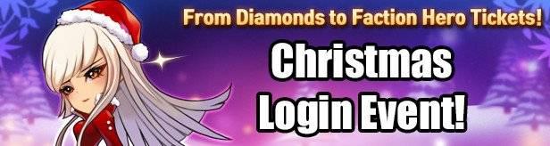 Noblesse:Zero: Events - [Event] chrismas 7-Day Login Event!  image 2