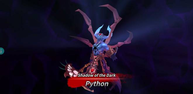 Along with the Gods: Knights of the Dawn: Tips and Guides - Python Raid Guide - Slay the Shadow of the Dark! image 5