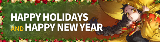 Lucid Adventure: ◆ Event - Happy Holidays and Happy New Year!  image 1