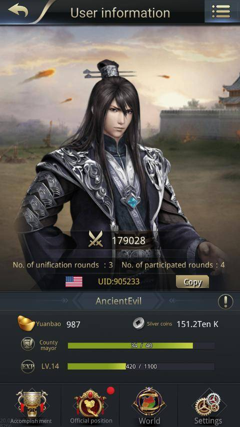 Three Kingdoms RESIZING: Free Board - I haven't got rewards properly from Market review and Join and Greetings board! image 2