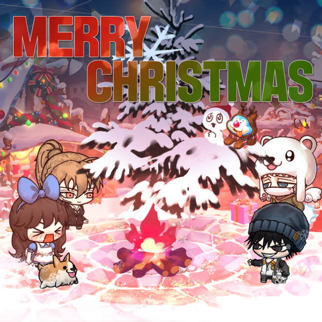Lucid Adventure: ◆ Notice - Merry Christmas!! image 1