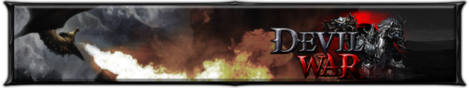 Devil War: Notice - New Server Open - S-002 image 3
