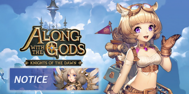 Along with the Gods: Knights of the Dawn: Events - Christmas Triple Event Weekend! image 1
