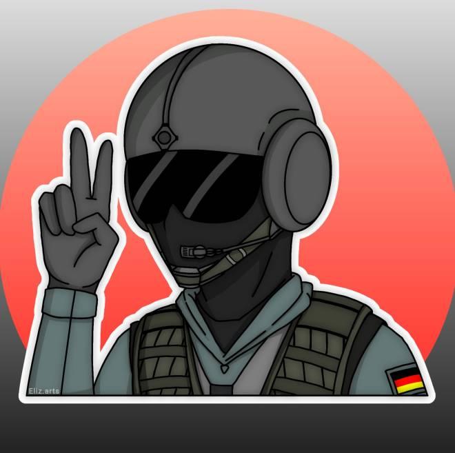 Rainbow Six: Art - JÄGER  image 2