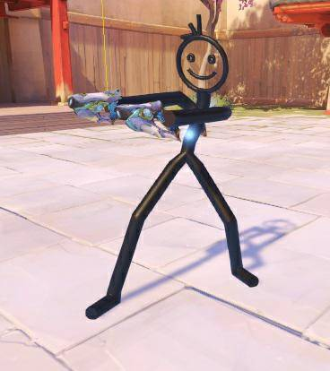 Overwatch: General - Overwatch on Nintendo Switch be like.. image 1