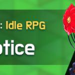 Notice 12/28 (UTC-8)