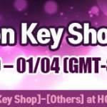 [Event] XP Potions on Key Shop!