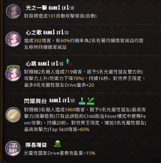 命運之子: 歷史新聞/活動 - 📢20/12/31改版公告 image 31