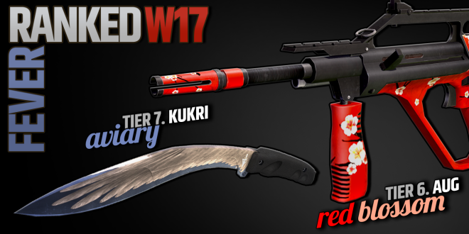 TW Critical Ops: Reloaded: Event - [活動] 狂熱排名戰! Week 17 image 3