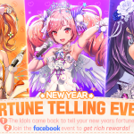 [EVENT] 🔮 Idol's Fortune Telling 🔮