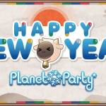 [PV] Happy New Year from Planet Party