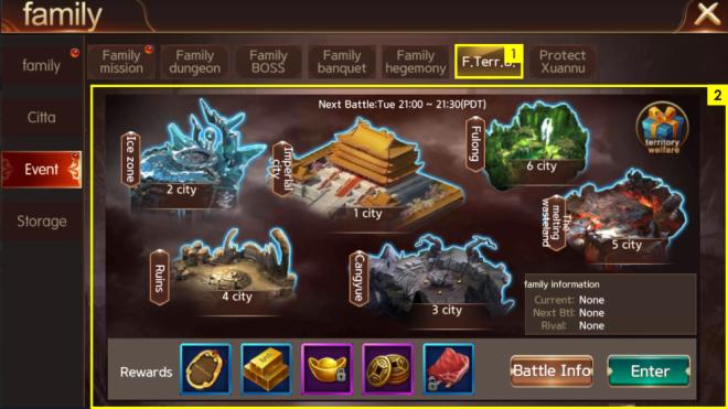 斬魔:破壞之刃: Guide - 家族 image 17