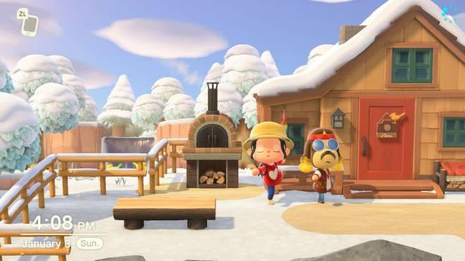 Animal Crossing: Posts - Doin yoga with Harvey :)  image 3