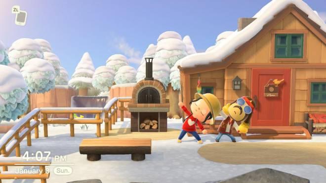 Animal Crossing: Posts - Doin yoga with Harvey :)  image 2
