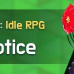 Notice 01/04(UTC-8)