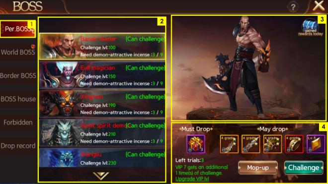 斬魔:破壞之刃: Guide - BOSS image 1