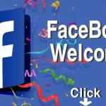 FaceBook OPEN !!