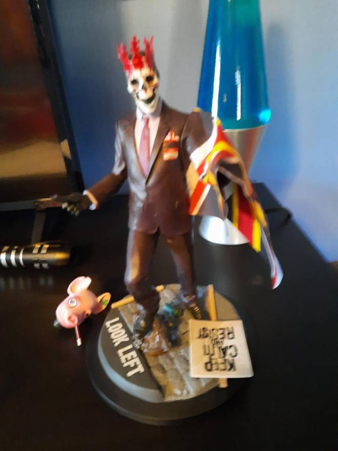 Off Topic: Welcome - Got this Watchdogs Legion figure image 2