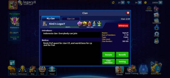 GunboundM: Find a clan and Friends - Everyone can join 😁 image 1